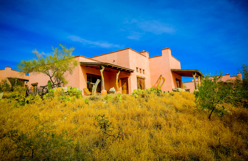 Exterior view of Tanque Verde Ranch.