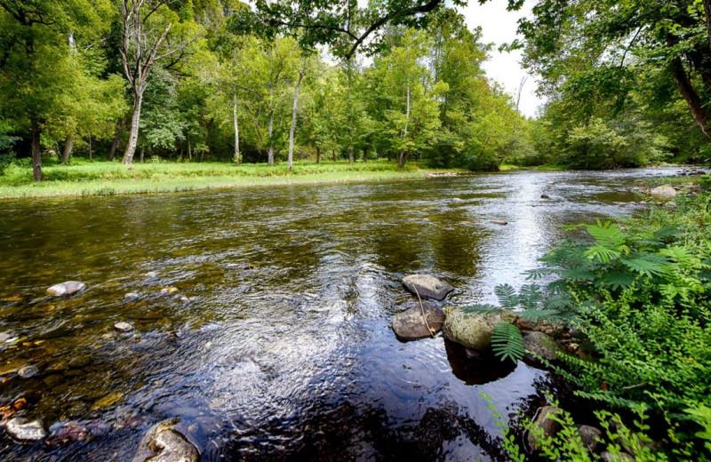 River by Dogwood Cabins LLC.
