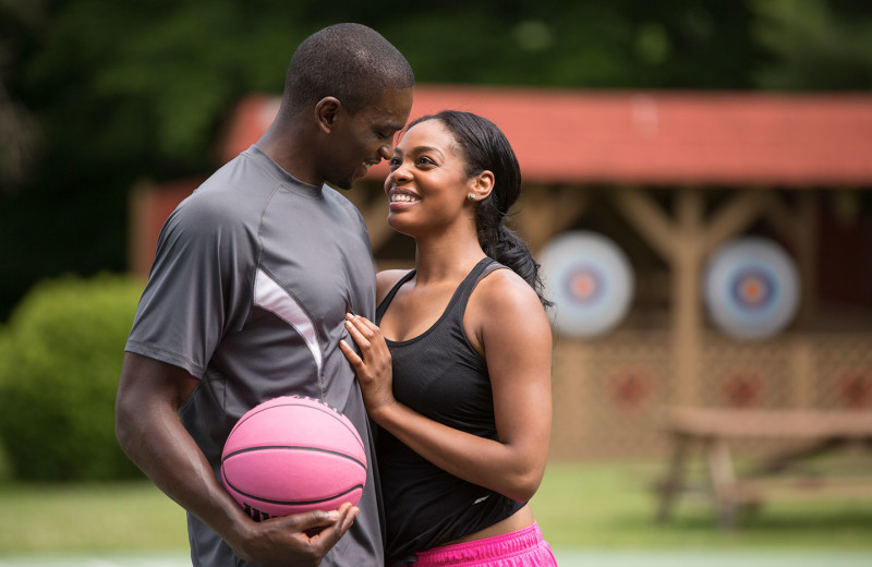 Basketball at Cove Haven Entertainment Resorts.
