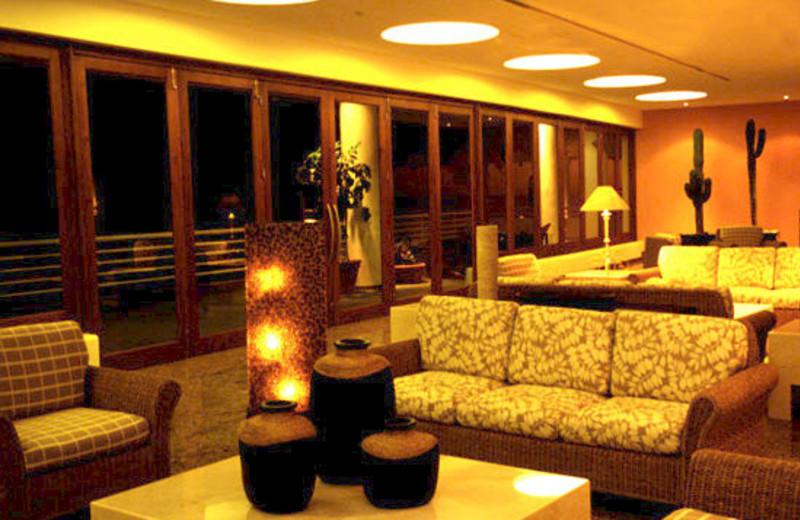 Lobby Area at Hola Grand Faro Los Cabos