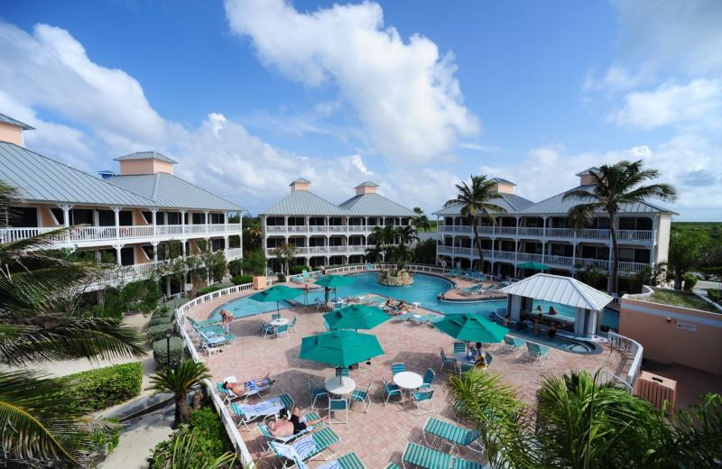 Exterior view of Morritt's Tortuga Club & Resort.