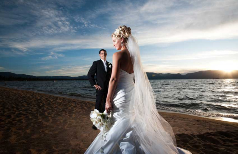 Weddings at Heavenly Valley Lodge.