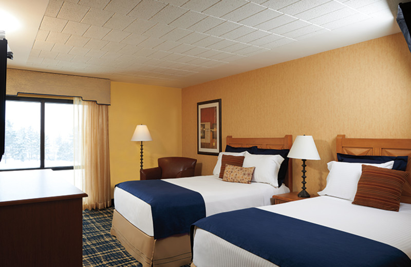 Guestroom at the Odawa Casino Resort