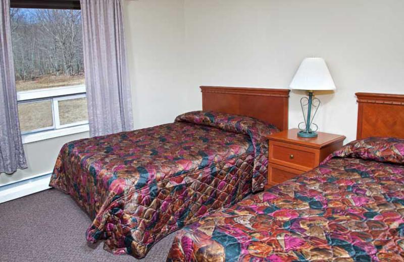 Guest Room at Malibu Dude Ranch