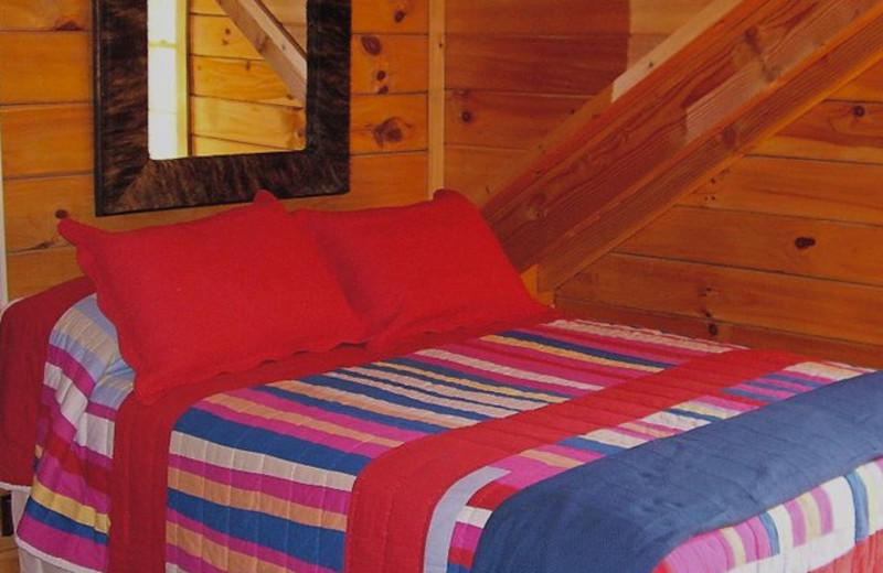 Guest Room at Rivers Ridge Lodge