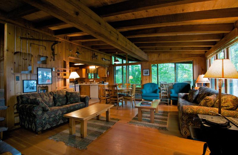 Daybreak Cabin