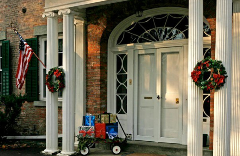Holiday season at Temple Hill Bed & Breakfast.