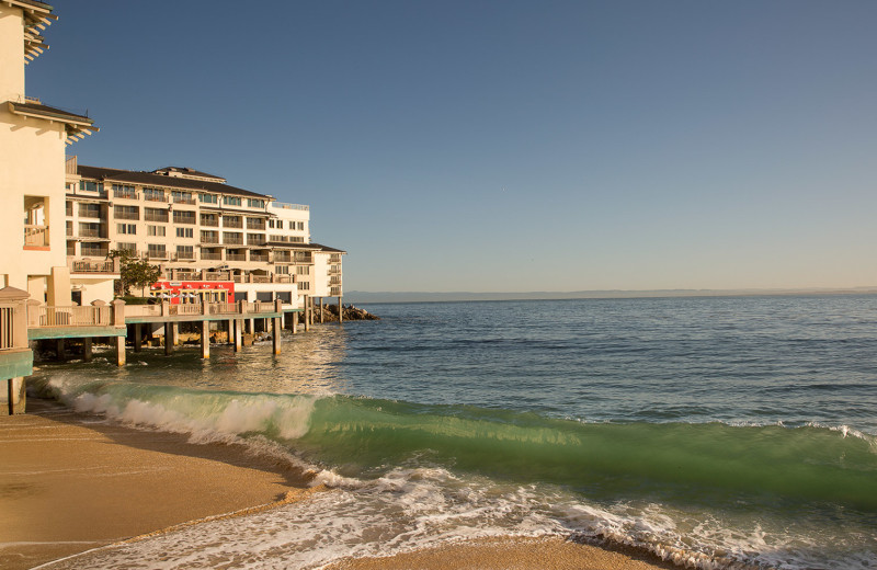 The Refreshingly Classic Monterey Plaza Hotel & Spa.
