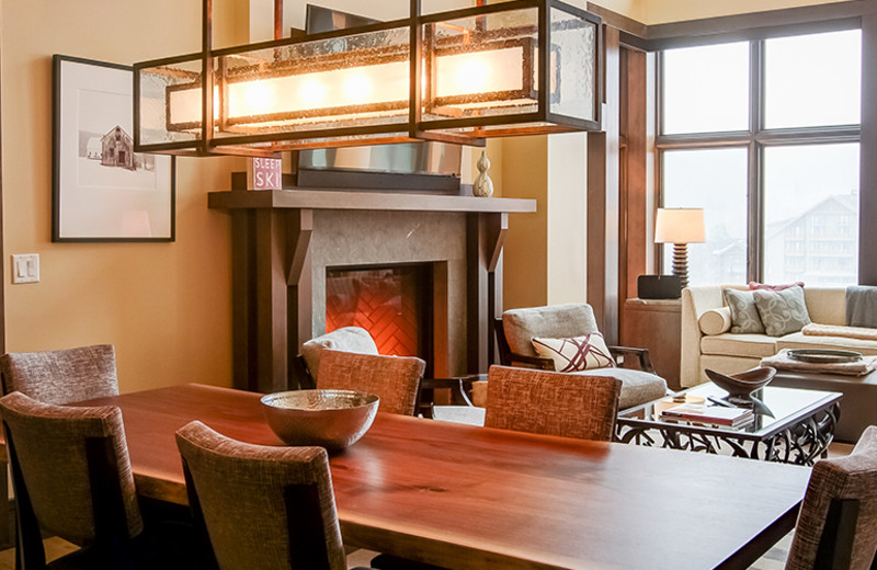 Rental condo at Stowe Vacation Rentals & Property Management.