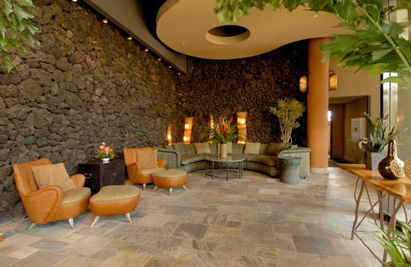 Lobby at Mana Kai Maui.