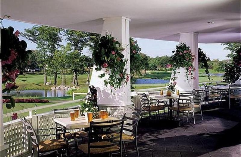 Golf Dining at The Samoset Resort