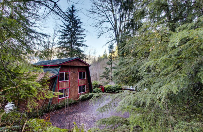 Vacation rental exterior at Vacasa Rentals Mt Hood.