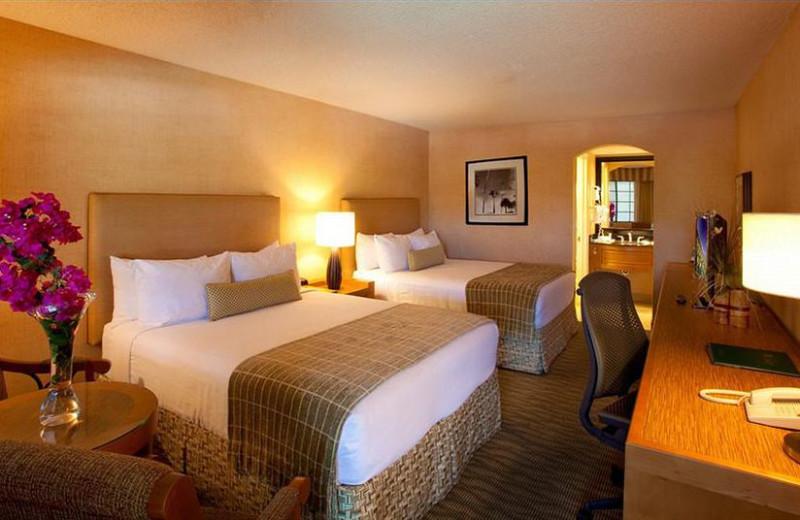 Double guest room at Best Western Plus Las Brisas Hotel.