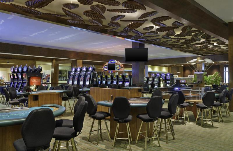 Casino at The Westin Dawn Beach Resort & Spa, St. Maarten.