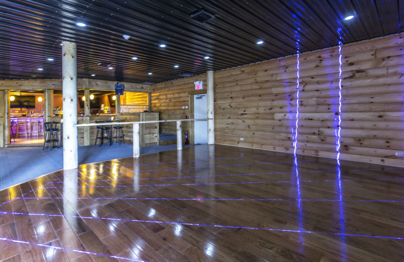 Dance floor at Catskill Mountains Resort.
