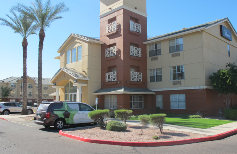 Exterior view of Extended Stay Deluxe Phoenix - Midtown.