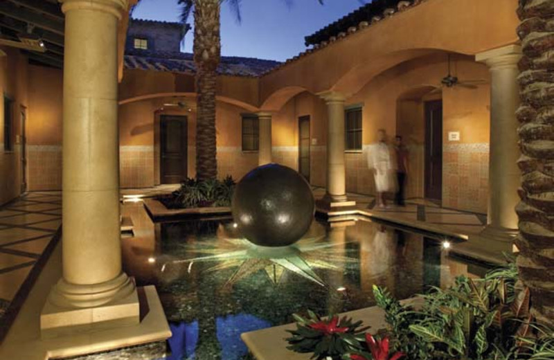 The Spa at Toscana Country Club.