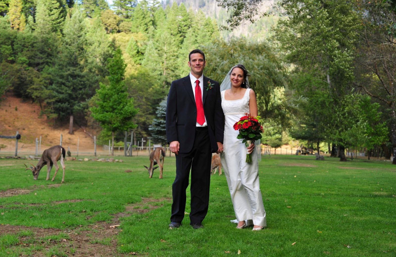 Weddings at Half Moon Bar Lodge.