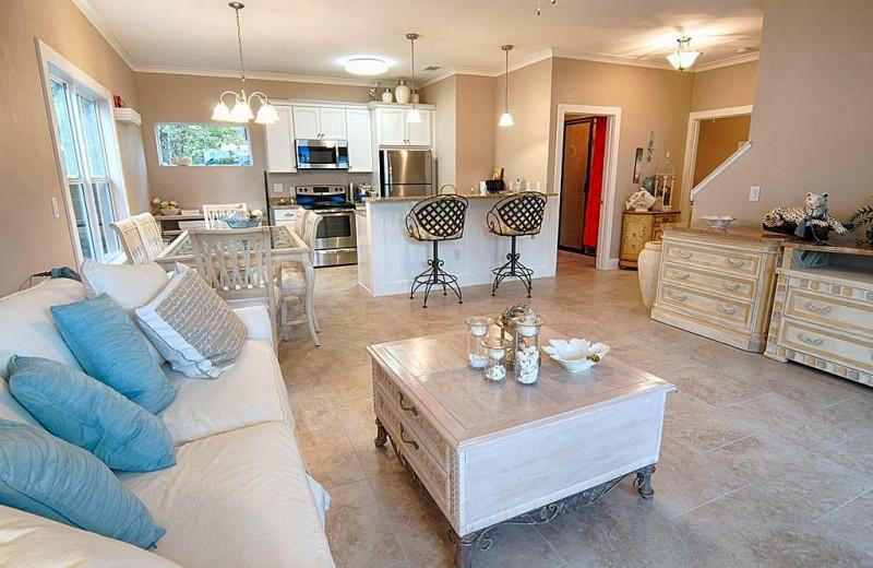 Vacation rental interior at Newman-Dailey Resort Properties, Inc.