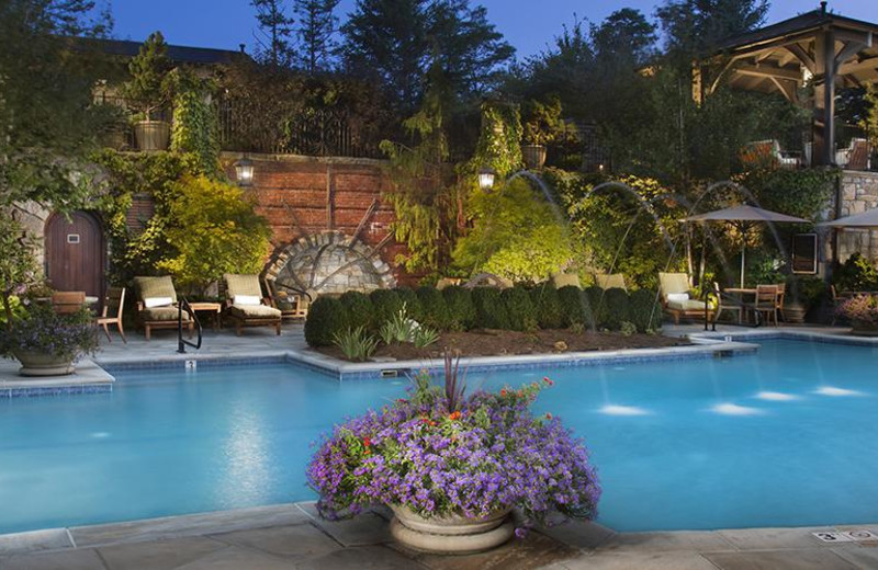 Swimming Pool at Old Edwards Inn and Spa