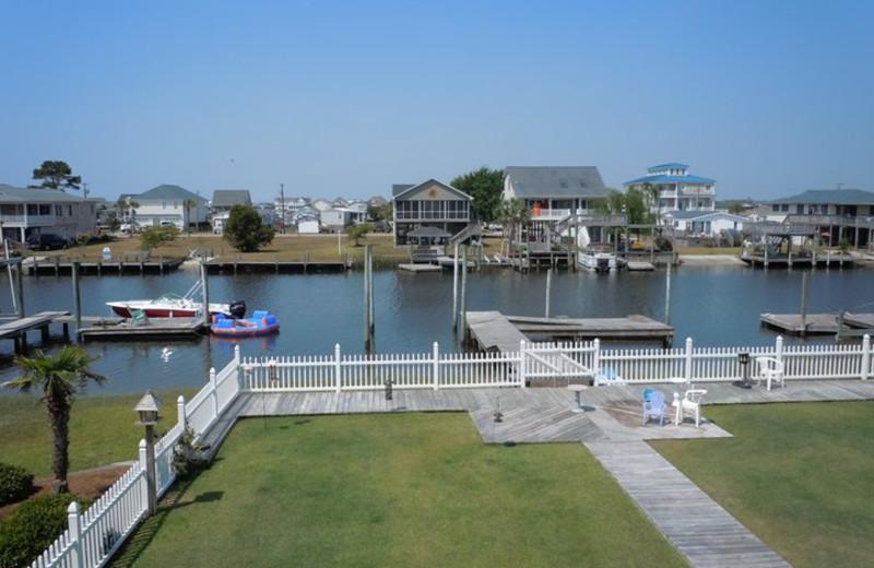 Docks at Island Real Estate. Inc.