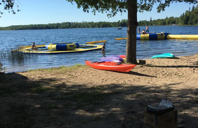 Marcell Lake at North Star Lake Resort