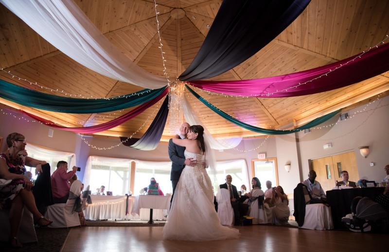 Weddings at Eganridge Resort, Country Club & Spa.
