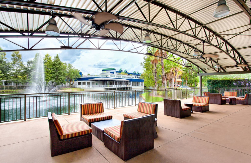 Conference center at Holiday Inn Resort Orlando Suites - Waterpark.