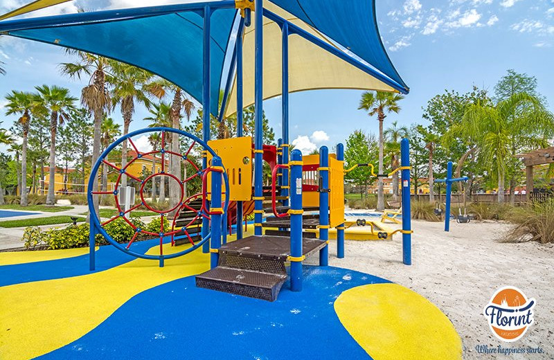 Rental playground at Florint Vacations.