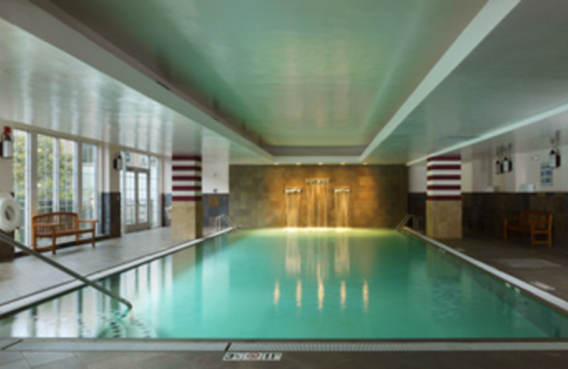 Indoor Swimming Pool at Sheraton Read House