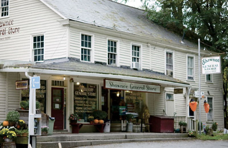 The General Store at Wyndham Vacation Resorts Shawnee Village.