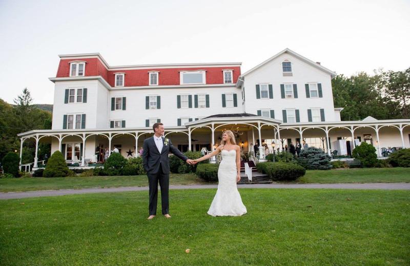 Weddings at Winter Clove Inn.