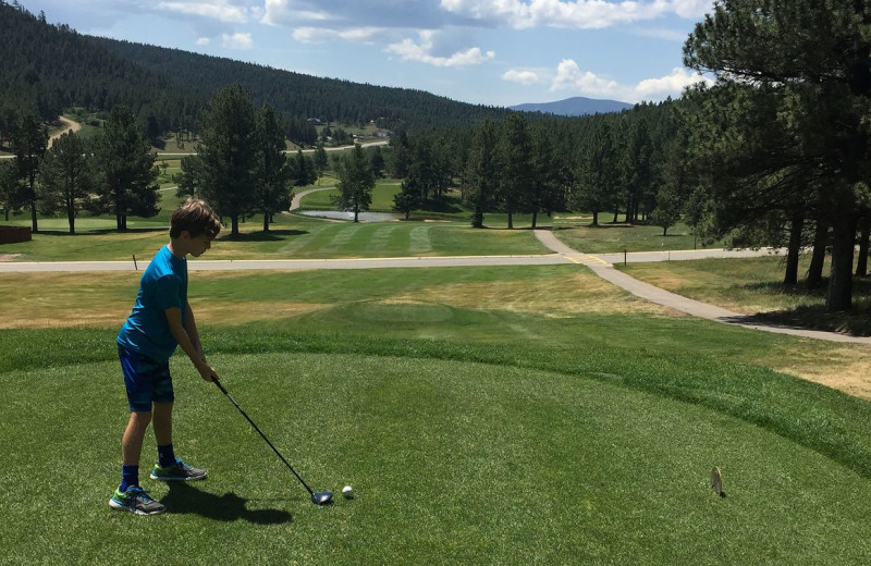 Golf at Cozy Mountain Condo (AMM Properties).