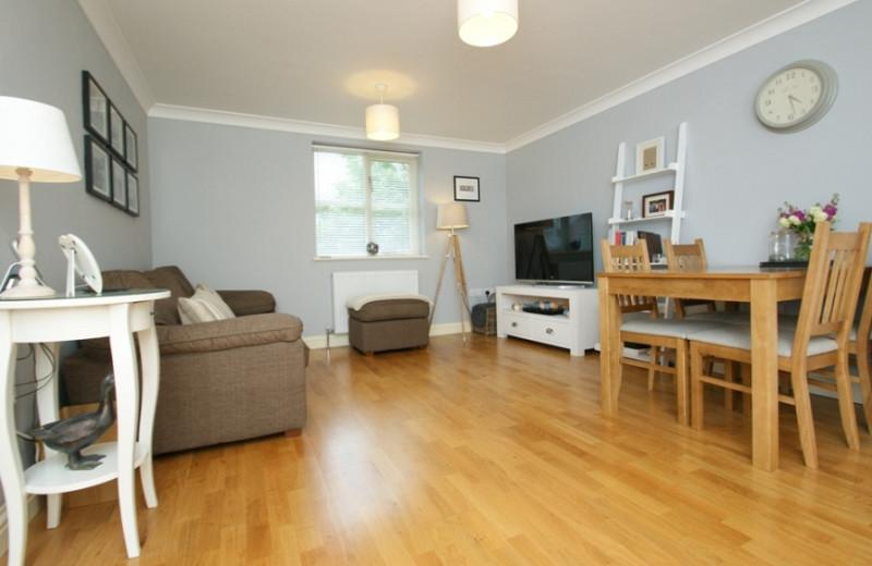 Rental living room at Lynwood House.