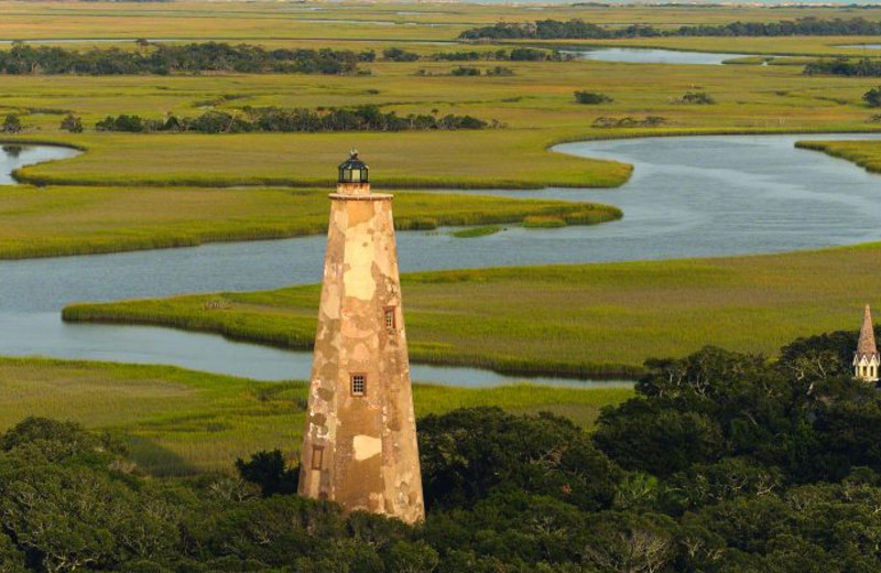 Bald Head Island Vacations