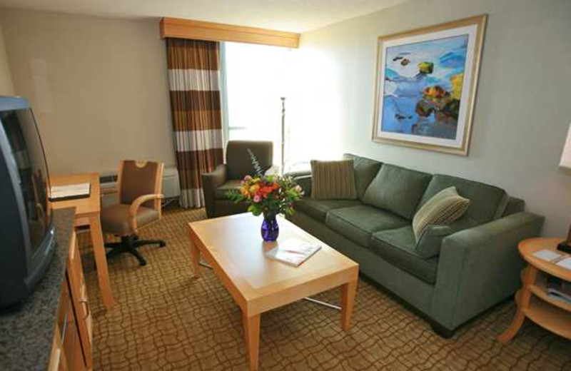 Guest Room at Doubletree by Hilton