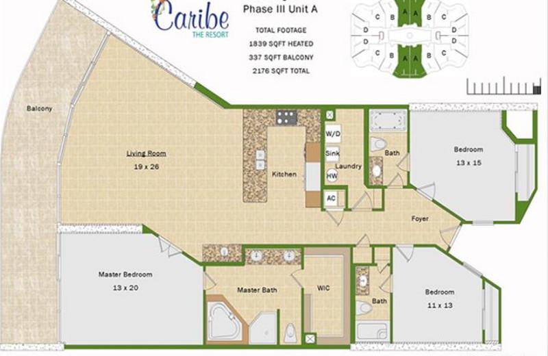 Orange Beach Vacation Rentals Condo Caribe C604 Ask About Spring Deals Ral 59ca63849d3e Resortsandlodges Com