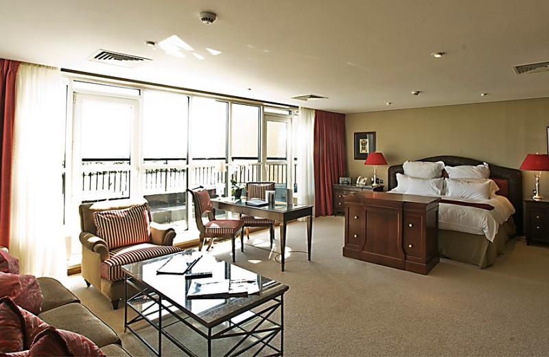 Guest suite at Old Course Hotel Golf Resort & Spa.