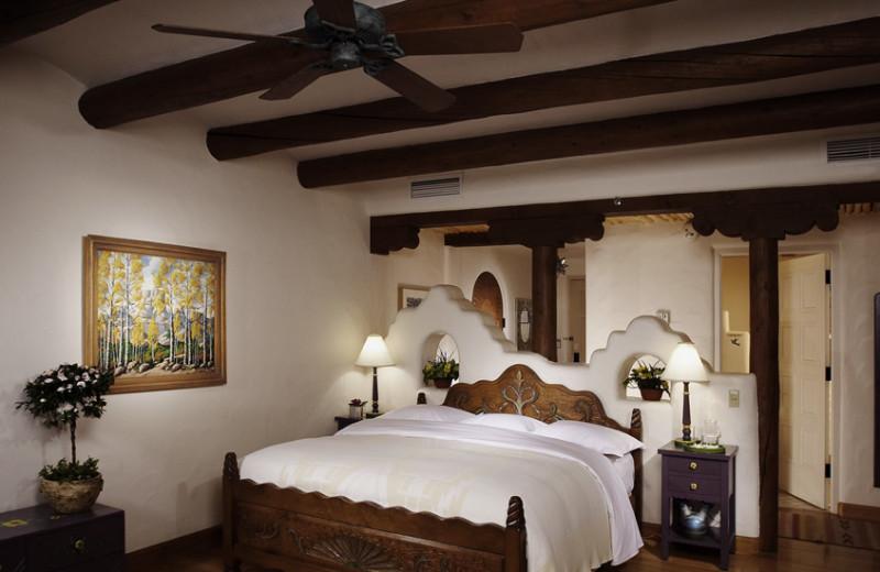 Guest Room at La Fonda on the Plaza