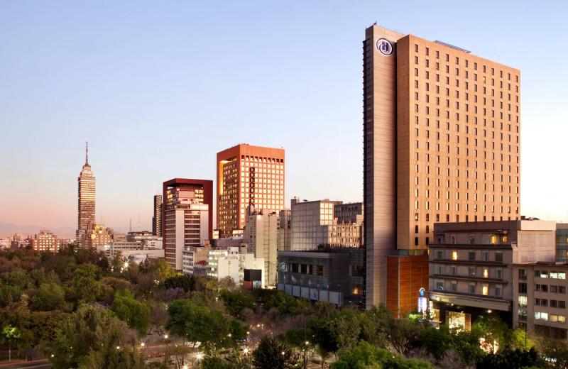 Exterior view of Hilton Mexico City Reforma.