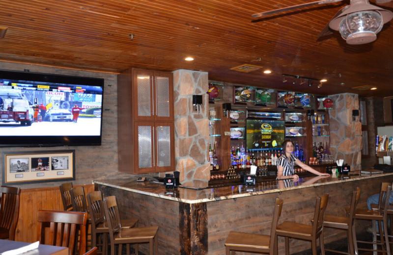 Bar at Westgate Branson Woods Resort.