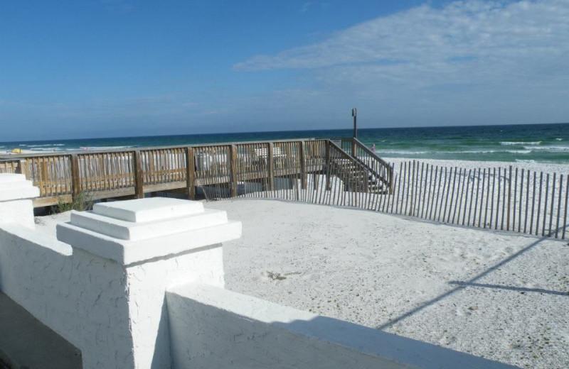 Beach at Alicia J. Hollis, Realtor.
