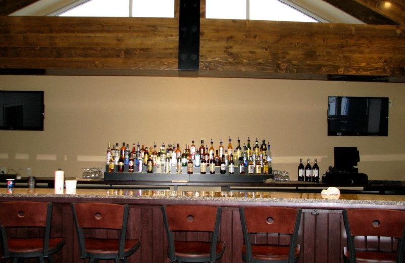 Bar at Big Powderhorn Mountain Resort.