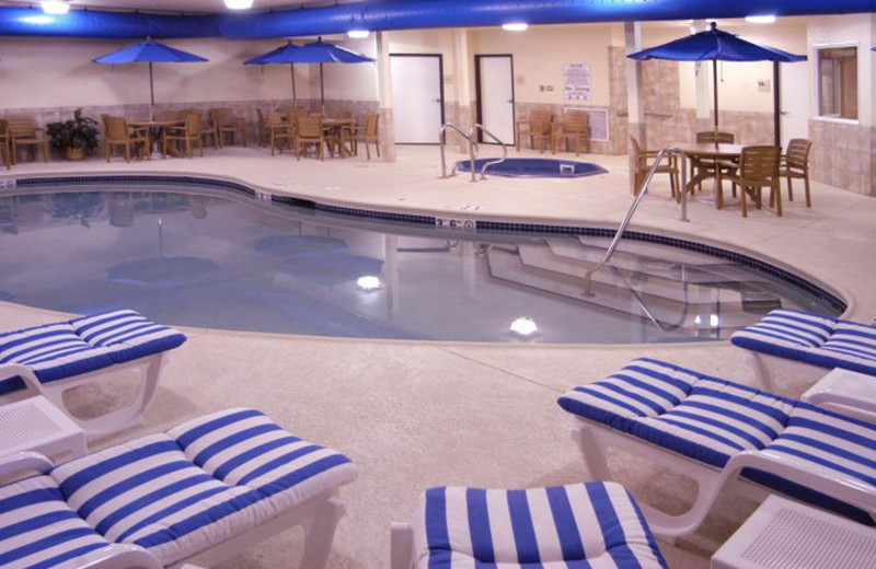 Indoor Pool at The Irish Cottage Boutique Hotel