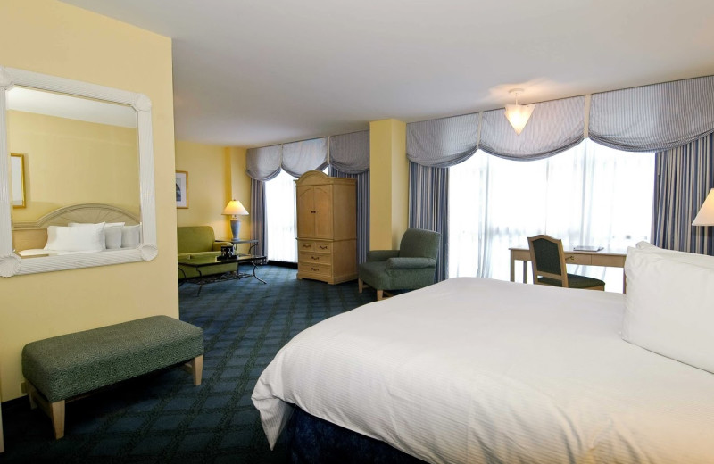 Guest room at Miami Beach Resort & Spa.