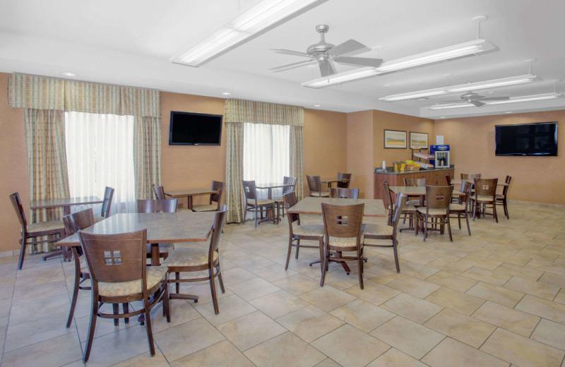 Dining at Microtel Inn & Suites Yuma.