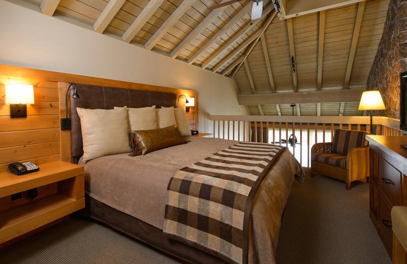 The Lodge Village Loft Suite