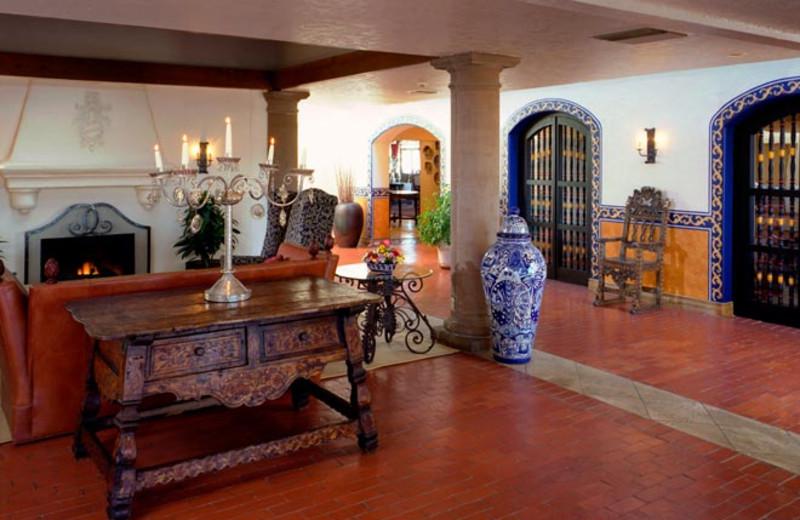 Lobby Area at Esplendor Resort