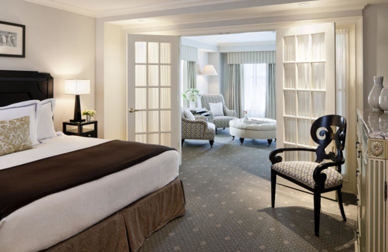 Executive Suite at Hotel Commonwealth.