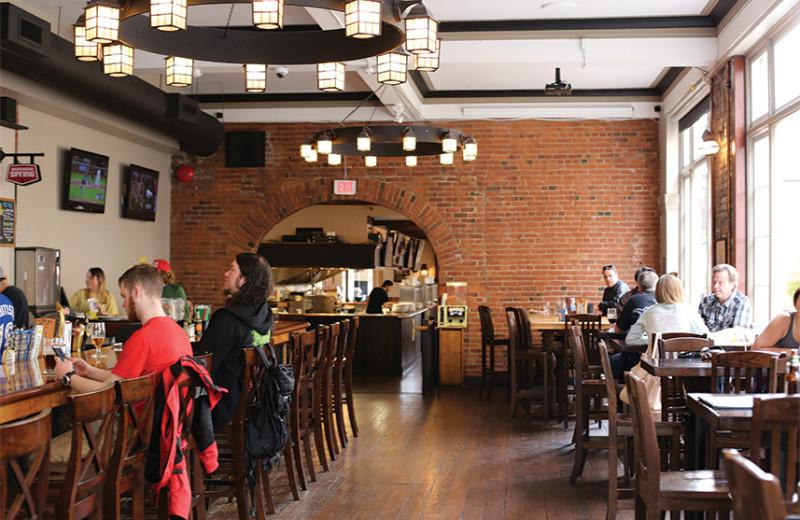 Bar at Bedford Regency.